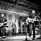 Christian Bergmann & Band geben Johnny Cash und seinen größten Songs seit Folsom Prison die Ehre. Foto: nh