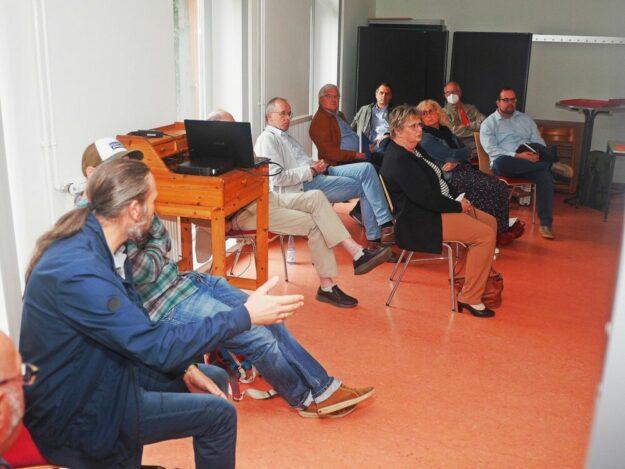 In der moderierten Gruppendiskussion mit Sonja Kunze (re.) kamen interessante Ideen aufs Tapet. Foto: Jörg Döringer