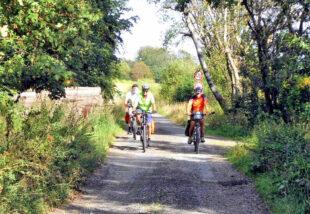 Eher sportlich sind die Tourteilnehmer am Sonntag unterwegs. Anmeldungen sind noch möglich. Foto: Ulrich Wüstenhagen