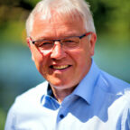 Strebt das Amt des Malsfelder Bürgermeisters an: Michael Hanke. Foto: nh