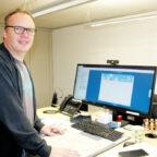 Matthias Ringlebe hat die Digitalisierung der Stadtverwaltung Gudensberg im Blick. Foto: nh