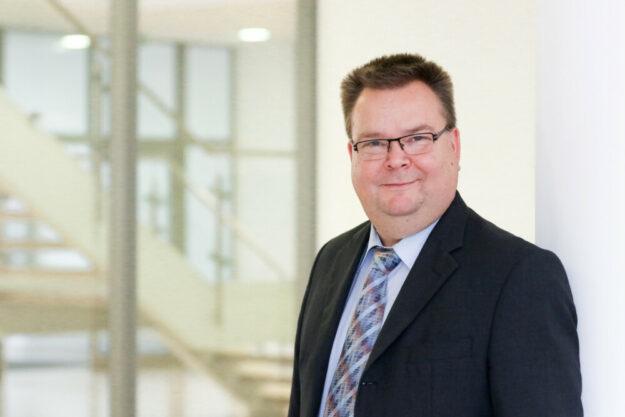 Bildungsberater Jens Hartmann. Foto: IHK Kassel-Marburg