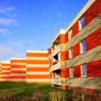 Soziale Wohnbauten können durchaus architektonisch ansprechend gestaltet werden. Symbolfoto: Karsten Paulick | Pixabay