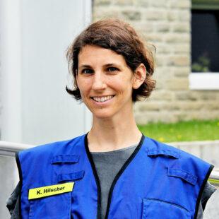 LNA Kathrin Hilscher. Foto: Julian Klagholz | Kreisverwaltung Schwalm-Eder