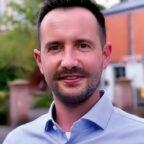 Luca Fritsch stellt sich im September zur Wahl als Bürgermeister. Foto: nh