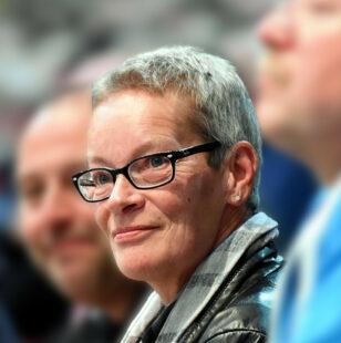 Barbara Braun-Lüdicke. Foto: Heinz Hartung