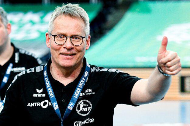 Gudmundur Gudmundsson. Foto: Alibek Käsler