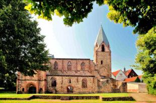 Blick auf die Totenkirche in Treysa. Foto: Stadt Schwalmstadt