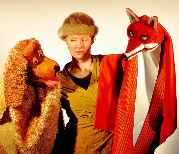 Wer ist denn nun der Eierdieb? Diese Frage klärt das Kindertheater in Borken. Foto: nh