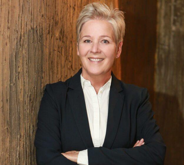 Referentin Anne Alsfasser. Foto: nh