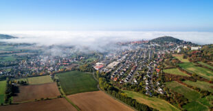 Blick auf Homberg. Foto: Rolf Walter