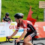 Gerhard Brauner beim Bergzeitfahren am Kitzbüheler Horn. Foto: MT Melsungen