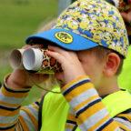 Die Eröffnung hat es gezeigt: Kinder haben an den Entdeckungstouren ihre Freude. Foto: Stadt Schwalmstadt