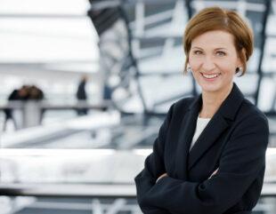 FDP-Bundestagsabgeordnete Bettina Stark-Watzinger. Foto: Tobias Koch