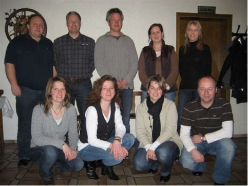 JHV 2009 Kinderverein Röhrenfurth